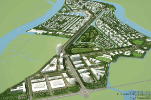 An image for a Vietnam project in Long An province by Learning Cities International Pty Ltd