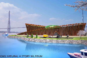 A natural history museum for a project by Learning Cities International Pty Ltd