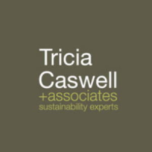 The Tricia Caswell Logo